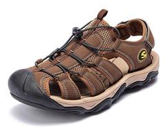 Bild zu GUBARUN Herren Trekking-Sandalen für je 22,79€