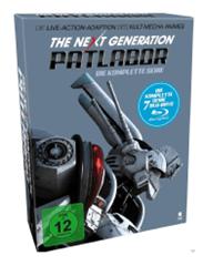 Bild zu The Next Generation Patlabor – Die Serie [Blu-ray] für 9,98€ (Vergleich: 39,99€)