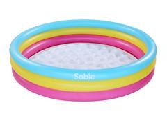 Bild zu Aufblasbaren Swimmingpool von Sable für 23,99€