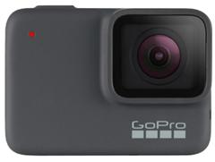Bild zu GOPRO HERO7 Silver Action Cam, WLAN, GPS, Silber ab 199€ (Vergleich: 239€)