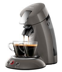 Bild zu PHILIPS Original Senseo HD6556/00 Kaffeepadmaschine für 35,99€ (Vergleich: 66,90€)