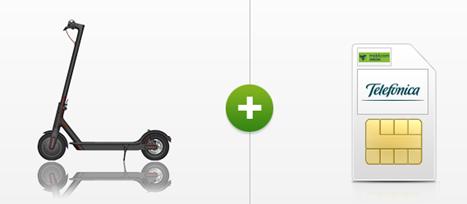 Bild zu Xiaomi Mi Eletro-Scooter für 19€ (VG: 377€) mit o2 Free M Tarif (10GB LTE Datenvolumen, Allnet/SMS-Flat, EU-Flat) für 24,99€/Monat