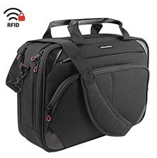 Bild zu KROSER Laptop Aktentasche (bis zu 15,6 Zoll, RFID) für 21,59€
