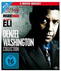 Bild zu Denzel Washington Collection (Blu-ray) für 10,87€ (Vergleich: 24,46€)