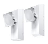 Bild zu 2er Set Osram Noxlite Smart LED Außenleuchte für 62,90€ (Vergleich: 87,50€)