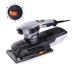 Bild zu Tacklife PSS02A 300W Schleifmaschine (6.000-12.000/min, 6 Geschwindigkeiten) für 29,39€