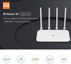 Bild zu Xiaomi Mi Router 4A mit 4 Antennen (1167Mbps) für 27,99€