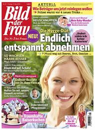 """Bild zu [beendet] Deutsche Post Leserservice: Halbjahresabo """"Bild der Frau"""" für 25,80€ + bis zu 25€ Prämie"""