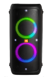 Bild zu JBL PartyBox 300 Lautsprecher Schwarz für 369€ (Vergleich: 435€)