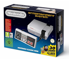 Bild zu Nintendo Classic Mini: Nintendo Entertainment System (NES) für 39,95€ – mit Masterpass (Vergleich: 49,99€)