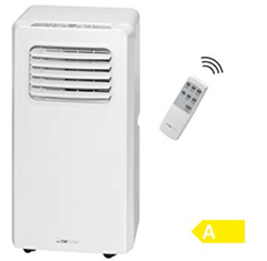 Bild zu Clatronic CL 3671 Mobiles Klimagerät, EEK A, Kühlleistung 7000 BTU, LED-Display, Fernbedienung [Energieklasse A] für 170,10€ (VG: 211,91€)