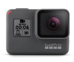 Bild zu [Generalüberholt] GoPro HERO6 Black Edition Action-Kamera für 229,99€ (Vergleich: 284,90€)