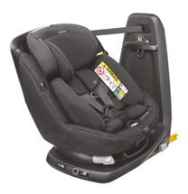 Bild zu MAXI COSI Kindersitz AxissFix Plus Nomad Black oder grau für je 296,09€ (Vergleich: 357,94€)