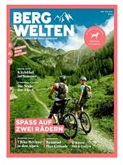 """Bild zu 8 Ausgaben """"Bergwelten"""" für 44€ + 40€ Amazon.de Gutschein als Prämie"""