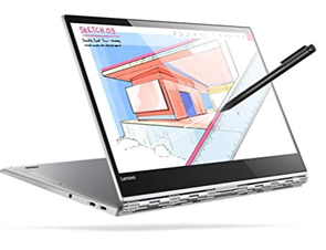 Bild zu Lenovo YOGA 920-13IKB Notebook mit 13.9″ UHD IPS Touch Display, i5-8250U Prozessor, 8GB RAM, 256GB SSD, Fingerprint, Windows 10 für 860,11€ (VG: 1.140€)
