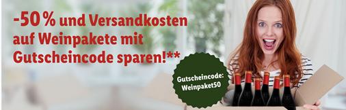 Bild zu Lidl: 50% Rabatt auf ausgewählte Weinpakete + kostenlose Lieferung