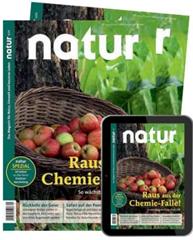 Bild zu [Top] 12 Monate Natur E-Kombi (digital und Zeitschrift–13 Ausgaben) ab 88,08€ + bis zu 90€ Prämie