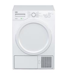 Bild zu Beko Green line-Serie DPS7205W3 Wärmepumpentrockner – 7 kg, Weiß, A++ für 333€ (Vergleich: 438,95€)
