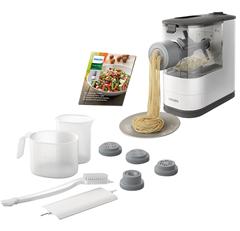 Bild zu PHILIPS HR 2333/12 Pastamaker Nudelmaschine für 83,66€ (Vergleich: 129€)