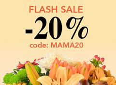 Bild zu BlumeIdeal: 20% Rabatt auf Blumen zum Muttertag