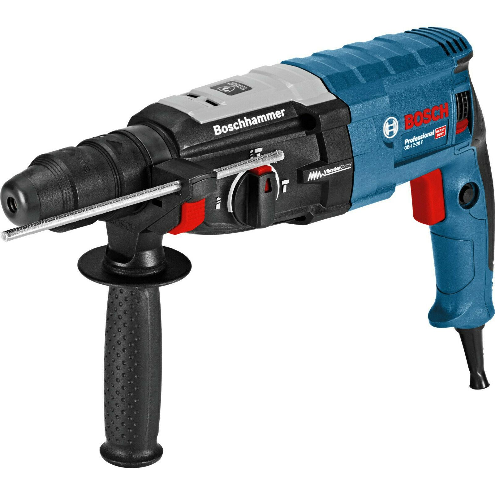 Bild zu Bosch Bohrhammer GBH 2-28 F Professional mit L-Boxx für 169€ (Vergleich: 194,99€)