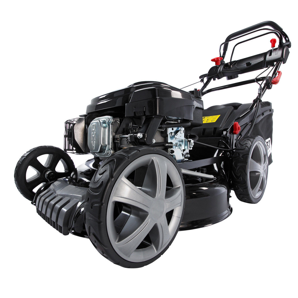 Bild zu BRAST Benzin Rasenmäher (Briggs & Stratton Motor, 46cm Schnittbreite) für 229€ (Vergleich: 279€)