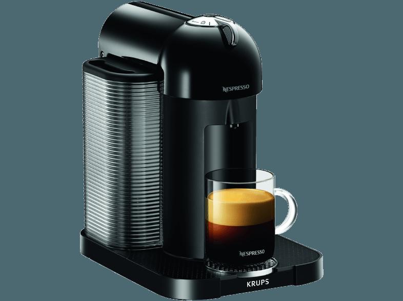 Bild zu Krups XN9018 Nespresso Vertuo Plus Kaffeekapselmaschine für 119,90€ (Vergleich: 153,99€)