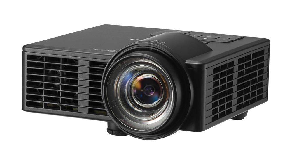 Bild zu Mini LED Kurzdistanz DLP-Beamer Ricoh PJ WXC1110 für 229€ (Vergleich: 334,33€)