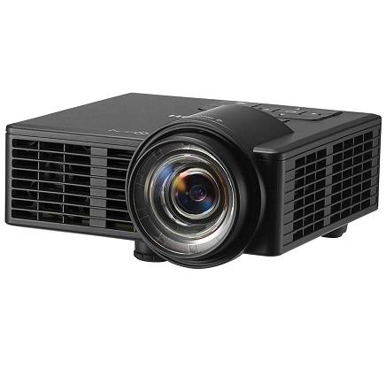 Bild zu Mini LED Kurzdistanz DLP-Beamer Ricoh PJ WXC1110 für 249€ (Vergleich: 313,73€)