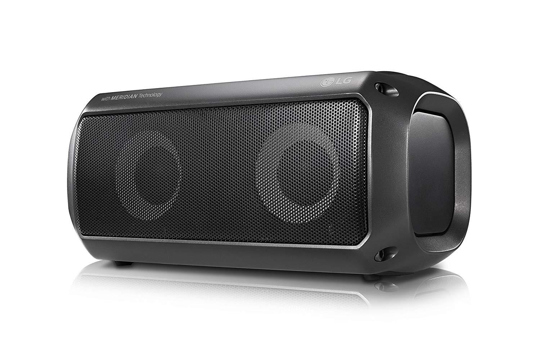 Bild zu LG PK3 Outdoor Bluetooth Lautsprecher für 33€ (Vergleich: 41,80€)