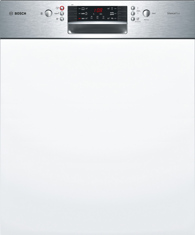 Bild zu Teilintegrierbarer Geschirrspüler Bosch SMI46GS01E (A++) für 349€ (Vergleich: 435€)