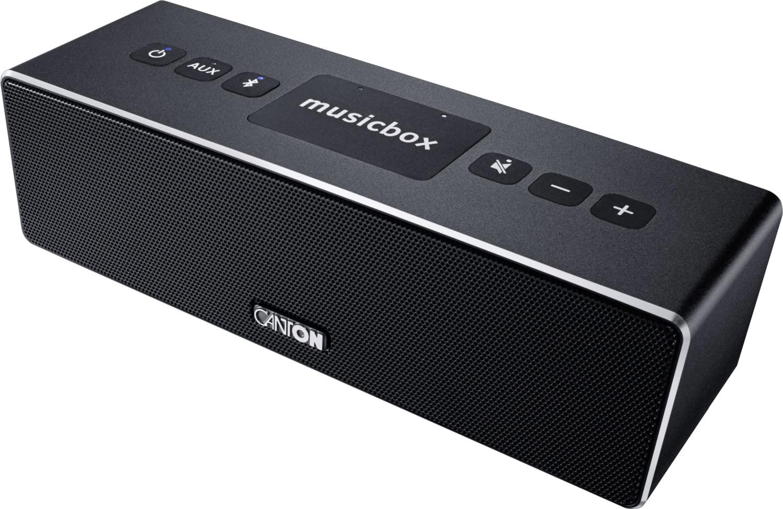 Bild zu Bluetooth Lautsprecher Canton Musicbox XS für 93,99€ (Vergleich: 114,44€)