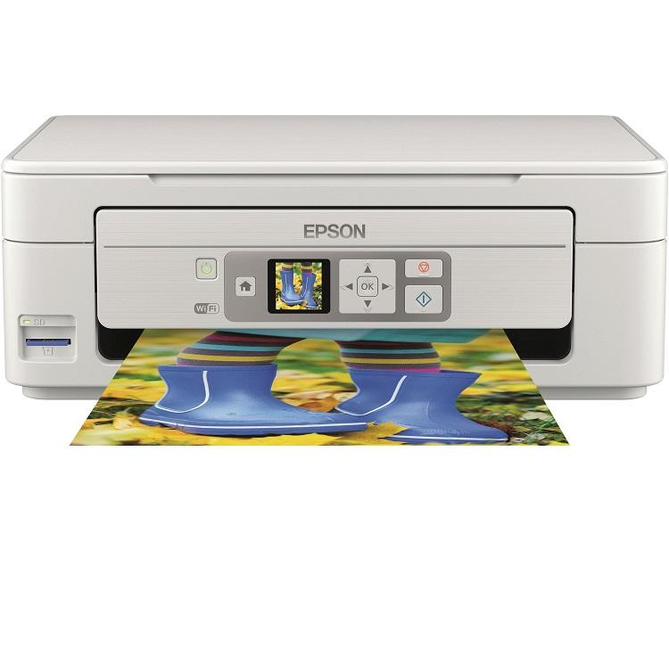 Bild zu 3in1 Multifunktionsdrucker Epson Expression Home XP-355 für 44,94€ (Vergleich: 53,26€)