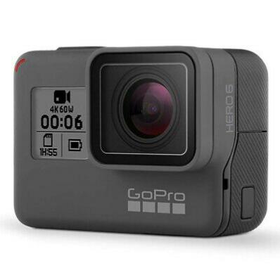 Bild zu [Generalüberholt] GoPro HERO6 Black Edition Action-Kamera für 179,99€ (Vergleich: 236€)