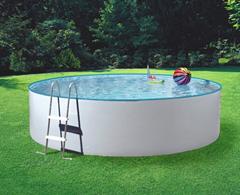 Bild zu MyPool Splash Pool-Set 300 x 90 cm mit Einhängefilter & Leiter für 152,99€ (Vergleich: 209,94€)