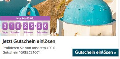 Bild zu ThomasCook: 100€ Rabatt für Griechenland-Reisen (ab 1.000€)
