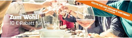 Bild zu Weinvorteil: 10€ Rabatt auf alle 12er Wein Pakete + gratis Versand