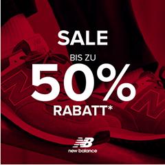 Bild zu New Balance: Sale mit bis zu 50% Rabatt