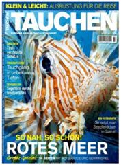 """Bild zu 12 Ausgaben der Zeitschrift """"TAUCHEN"""" für 86,40€ + 80€ Amazon.de Gutschein als Prämie für den Werber"""