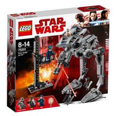 Bild zu LEGO Star Wars – First Order AT-ST (75201) für 31,23€ (Vergleich: 41,79€)