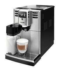 Bild zu Philips 5000 Serie EP5365/10 Kaffeevollautomat (integrierte Milchkaraffe) + gratis Pflegeset für 369€ (Vergleich: 461,19€)