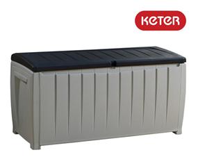 Bild zu Keter Novel Lagerbox 340L für 58,90€ (Vergleich: 69€)