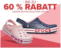 Bild zu Crocs: bis zu 60% Rabatt auf ausgewählte Artikel