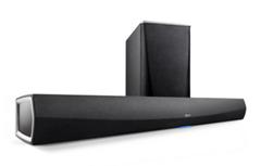 Bild zu Denon HEOS HomeCinema HS2 wireless Soundbar mit Subwoofer für 359,10€ (Vergleich: 444€)