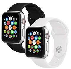 Bild zu CHYU Ersatzarmband (2 Stück) für Apple Watch für je 8,49€