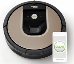Bild zu iRobot Roomba 966 Saugroboter für 399€ (Vergleich: 489€)
