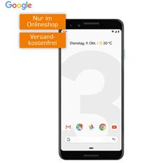 Bild zu [Knaller] Google Pixel 3 (einmalig 49€) mit Vodafone Tarif (2GB LTE Daten, Sprachflat) für 16,99€/Monat