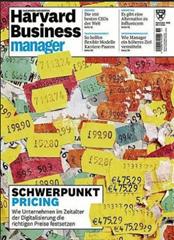"""Bild zu [nur noch heute] 12 Monate die Zeitung """"Harvard Business Manager"""" (13 Ausgaben) ab 183,50€ + bis zu 150€ Prämie"""