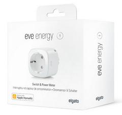 Bild zu [wie neu] Elgato Eve Energy – Zwischenstecker für Apple HomeKit im 2er Pack für 55,90€ (Vergleich: 85,99€)