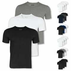 Bild zu 3er Pack HUGO BOSS Herren T-Shirts für 27,95€ inklusive Versand